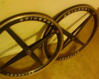Aerospoke Spinergy Cycling Wheels