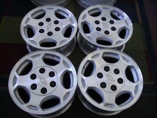Avalanche Tohoe Astro Van Suburban 16x7 Factory Wheels Rims