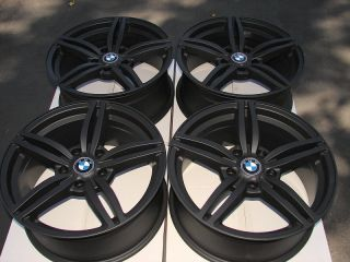 Effect Rims Black BMW 530 545 M3 New Alloy 525 6 7 Series 5 Lug Wheels