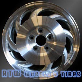 Chevy Corvette 17 Factory Original Wheel Rim 5372