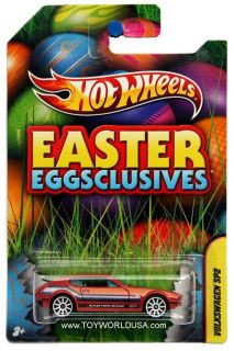 2012 Hot Wheels Wal Mart Easter Eggsclusives Volkswagen SP2