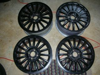 16x7 4x100 46 wheels rims w 205 45 tires Honda Civic Mazda Miata Made