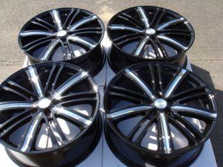 Wheels Ford Focus Taurus Titanium Volvo Jaguar S40 S60 5 Lug Rims