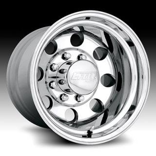 15 x12 Eagle 058 0589 Polished Wheels Rims 5 6 Lug