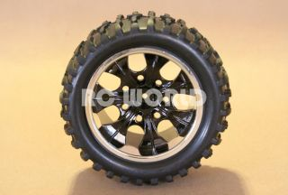 10 RC Truck Truggy Tires Wheels Tamiya Kyosho