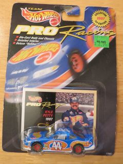 Kyle Petty 164 Diecast Hot Wheels Pro #44 1997 1st Edition with