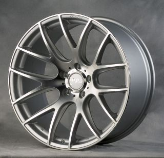 18 MIRO 111 RIMS WHEELS SILVER NEON GOLF GTi JETTA COROLLA MATRIX