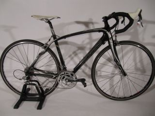 Specialized s Works Roubaix SRAM Red Roval Wheels Size 52cm