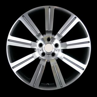 Stormer Style Wheels 5x120 45mm Rims Fit Land Rover Range Rover