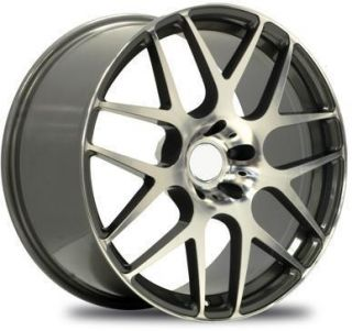 20 Imola Wheels for Mercedes E320 E55 S430 550 E320 Rims and Lugs Set
