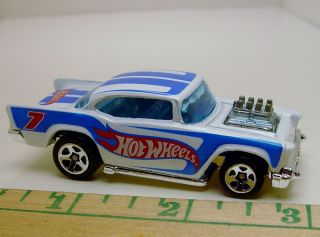 Hotwheels 57 Chevy Pro Street Hard to Find Variation