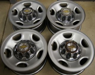 Suburban Express 2500 3500 8 Lug 16 Wheels Rims GMC Sierra