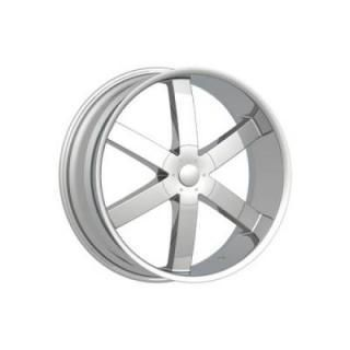 Escalade Dub Wheel Set GMC Chrome Rims Chevy Tahoe Yukon 6 Lug