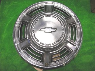 1970 Chevy Chevelle 9594500 Wheel Cover 14 Hub Cap