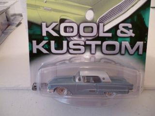 Hot Wheels Kool Custom L E 1 20000 4 4 58 Ford Thunderbird