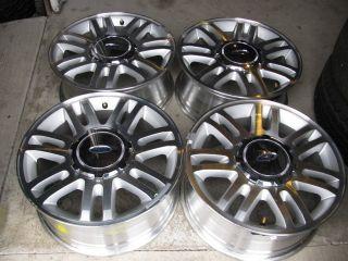 Ford F150 Lariat 18 Aluminum Wheels OEM