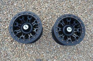 Diablo Beadlock Polaris RZR Wheels