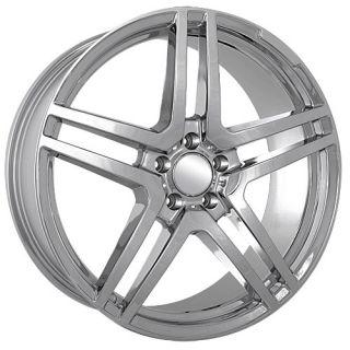 19 Mercedes Benz CL CLK E s SL SLK Wheels Rims AMG