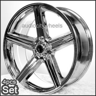 24 inch IROC Wheels Elcamino S10 Camaro Rims Chevy