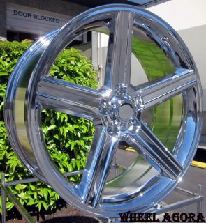 20 inch Wheels Rims $ Tires 5x120 65 IROC Malibu Regal Cutlass S10 G