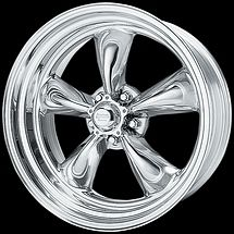 Racing TORQUE THRUST 2 II Wheels Torq 17x9 5 515 Camaro Corvette