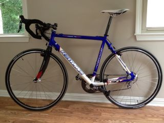 Conquest Pro Cyclocross Bike 58cm Less Wheels Ridley Stevens