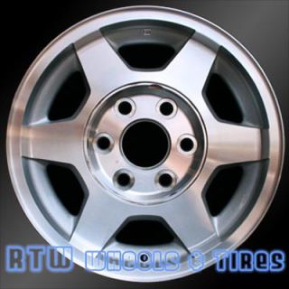 GMC Sierra Van 1500 Yukon Factory Wheel Rim 5156
