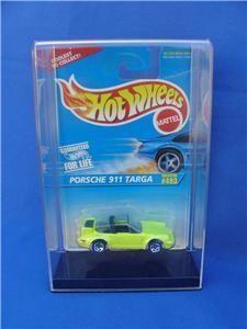 64 Display Case Carded Hot Wheels / Match Box Car Diecast Die Cast