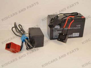 Power Wheels Wild Thing Hopup Kit 12V Battery Charger