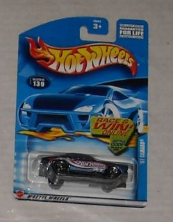 Mattel 2001 Hot Wheels 67 Camaro 139 Diecast