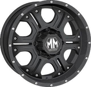 HAVOC 5X139 7 RIMS WITH 265 65 17 TOYO OPEN COUNTRY AT WHEELS TIRES