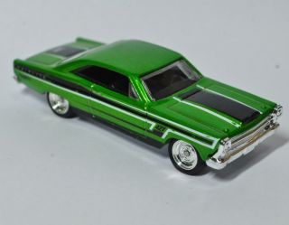 4575A Hot Wheels 2012 Super Treasure Hunts 66 Ford 427 Fairlane Loose