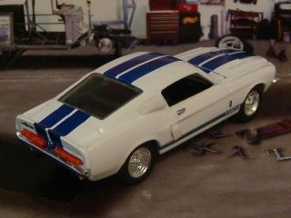 Hot Wheels 67 Ford Mustang Shelby GT 500 1 64 Scale Edit 5 Detailed