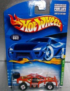 Hot Wheels 2001 Orange Roll Cage Treasure Hunt 1 64 Car We SHIP Fast