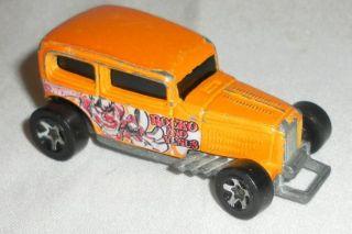 2001 Hot Wheels Midnight Otto Diecast Car Look