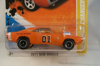 2011 Hot Wheels 042 70 Dodge Charger R T Custom Treasure Hunt General