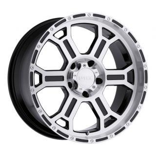 16 inch V Tec Raptor Wheels Rims 5x4 5 5x114 3 Ranger Explorer Jeep
