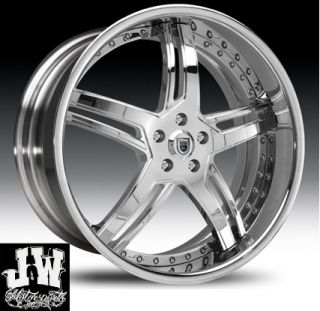 26 inch asanti AF162 Wheels Ford Chevy GMC
