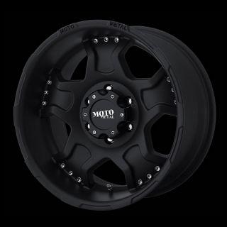 17 WHEELS RIMS MOTO METAL 957 BLACK W/ 305 70 17 NITTO TERRA GRAPPLER