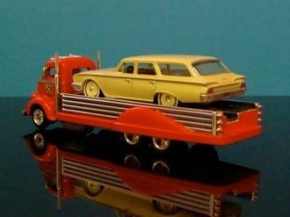 Hot Wheels 38 FORD COE Flatbed 1 64 Scale Limited Edition 6 Detailed