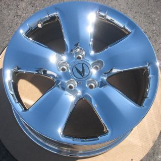 18 Factory Acura RDX Chrome Wheels Rims MDX TSX Accord 714 940 1761