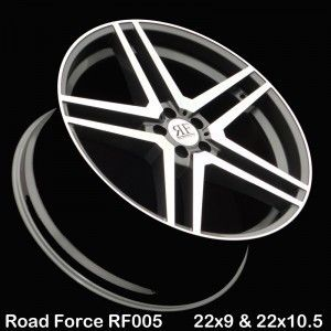 22 Mercedes AMG S63 Style Wheels Rims Fits W221 S550 S600 C216 CL550