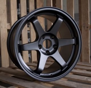 VARRSTOEN ES220 5X114.3 +30 RIM WHEEL FIT CIVIC SI ACCORD SCION TC XB