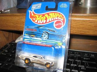 Hot Wheels 2000 Pontiac 67 GTO Treasure Hunt 10 12