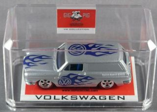 Volkswagen 69 Squareback Hot Wheels GigPig Customs VW Real Riders