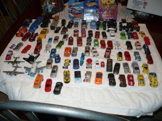 Vtg Modern Diecast Lot Hot Wheels Matchbox Redline More 94
