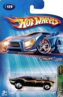 Hot Wheels 2005 Rodger Dodger Treasure Hunt T Hunt 129