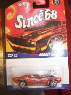 Hot Wheels 70s Dodge Challenger Rodger Dodger Since 68