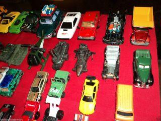 Vintage Hot Wheels Matchbox Antique Toy Car Collection Lot 106