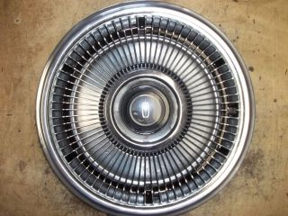 1970 70 1971 71 1972 72 73 Lincoln Town Car Hubcap Rim Wheel Cover 15